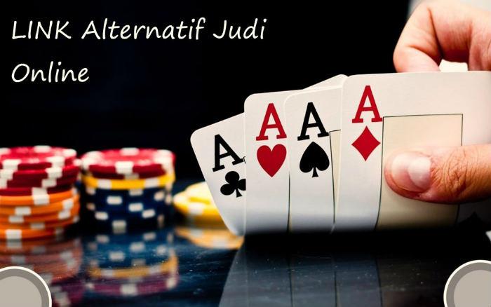 Link alternatif judi poker sbobet online terbaru
